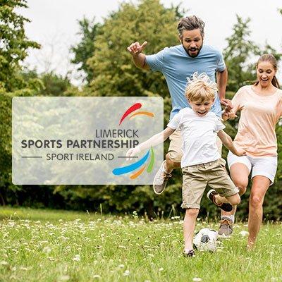 Limerick Sports Partnership (Redesign)